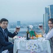 Свидание на крыше Организовать романтический вечер или сделать предложение руки и сердца фото