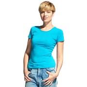 Женская футболка-стрейч StanSlimWomen 37W Бирюзовый S/44 фото