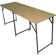 Полок-стол до 240кг. Теплодар фото