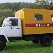 Машины аварийно-ремонтные РТК-100 фото