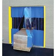 ПВХ шторы завесы двери фото