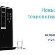 Ионизатор холодной и горячей воды фото