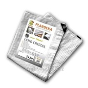 Тент защитный п/эт. LENO CRISTAL 100гр. 6х10м PLC1006/10 фото