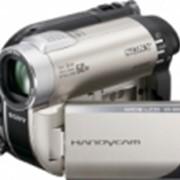 Цифровая видеокамера Sony DCR-DVD650E фото