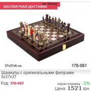 Шахматы, оригинальные фигуры фото