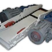 Шахтный скребковый конвейер фото