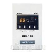 Терморегулятор UTH-170 накладной программируемый таймер фото