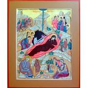 Икона Рождество Христово фото