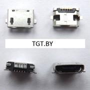 Разъём питания для телефона USB-02 фото