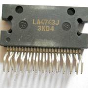 Микросхема LA4743J 659 фото