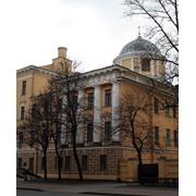 Работы по реконструкции и росписи Церкви фото