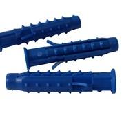 Дюбель распорный Tchapai 8х80 усы, шипы синие 300шт