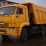 Грузоперевозки самосвалами КАМАЗ 6520 20 т, 20 м куб. фото