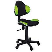 Кресло компьютерное Signal Q-G2 (зелено-черный) фото