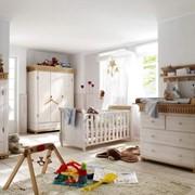 Мебель для детской комнаты серии Хельсинки Бейби (производитель ММЦ) фото