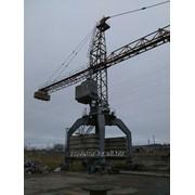 Кран башенный портальный КП 300 фото