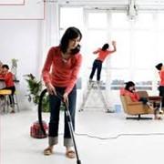Комплексная уборка квартир, домов, офисов фото