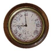 Часы настенные классические фото