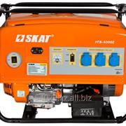 Генератор бензиновый Skat УГБ-5000Е фото