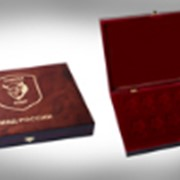 Коробка для медалей фото