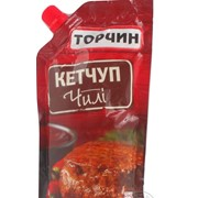 Кетчуп Торчин чили 300г фото