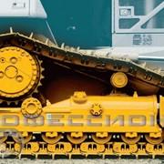 Цепь гусеничная, башмак, каток опорный, каток поддерживающий, натяжное колесо, звездочка, коронки (BYG, ESCO, MTG) для экскаваторной и бульдозерной техники Hitachi, Komatsu, Caterpillar и др. фото