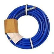 Шланг высокого давления для краски 15 м. синий (17200040-15) HYVST фото