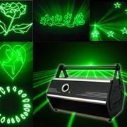 Лазер для рекламы 1w GREEN фото