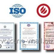 Декларирование и сертификация товаров фото