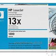 Услуга заправки картриджа HP LJ Q2613X, 1300 для принтеров фото
