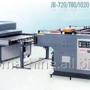 Автоматическая линия выборочного или сплошного УФ-лакирования JINBAO JB-1020A фото