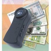 Детектор валют Лупа 10х с подсветкой + Антистокс фото