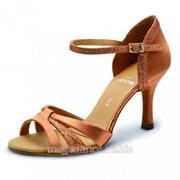 Обувь женская для танцев латина Дебора фото
