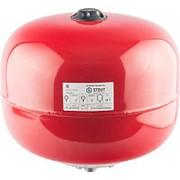 STOUT Расширительный бак на отопление 24 л. (цвет красный) фото