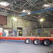 Заказ трала 40 тонн фото