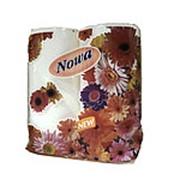 ТБ 2 сл.целлюлоза «Nowa» 4 шт в уп.х12 шт. фото