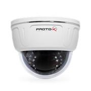 Купольная ИК камера видеонаблюдения Proto-DX10V212IR Дальность ИК 30 фото