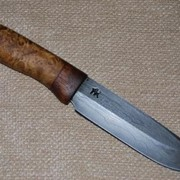 Нож из дамасской стали №107 фото