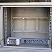 От 1 штуки Любые электрические ящики, щиты, шкафы, или металлоконструкции для них. В том числе и пыле влагонепроницаемые Своё производство. фото