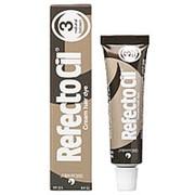 """Краска для бровей """"Refectocil"""" 3 Натуральный коричневый фото"""