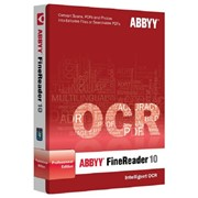 Система распознавания документов ABBYY FineReader 10 Professional Edition фото