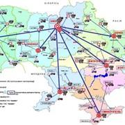 Монтаж ВОЛС обслуживание ВОЛС и НРП Украина фото