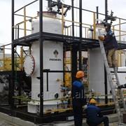 Сепараторы, Теплообменное оборудование. Проектирование, строительство и выпуск промышленного оборудования фото