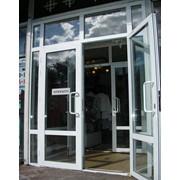Оконные , дверные заполнения теплой серии Т-55, Т-62 для жилых, общественных и производственных зданий фото