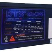 Блок питания DTS ATX 500W(12cm fan) фото