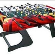 Игровой стол футбол DFC Barcelona 138х72х86см фото