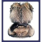 Меховые жилеты фото