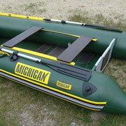 Лодки надувные под мотор МИЧИГАН фото