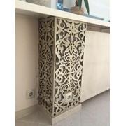 Деревянные панели в дом, приобрести панели декоративные в Одессе фото
