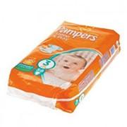 Подгузники PAMPERS Sleep&play миди с экстрактом ромашки 3 (4-9кг), 58шт фото